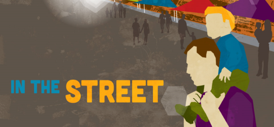 IN THE STREET LOGO